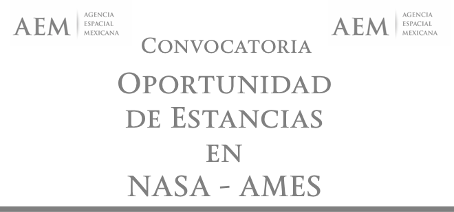 CONVOCATORIA NASA.