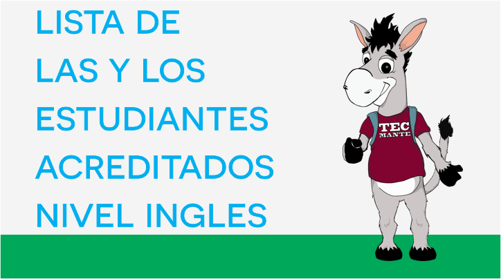 LISTA DE ACREDITADOS INGLES REQUISITO TITULACION JUNIO 2018
