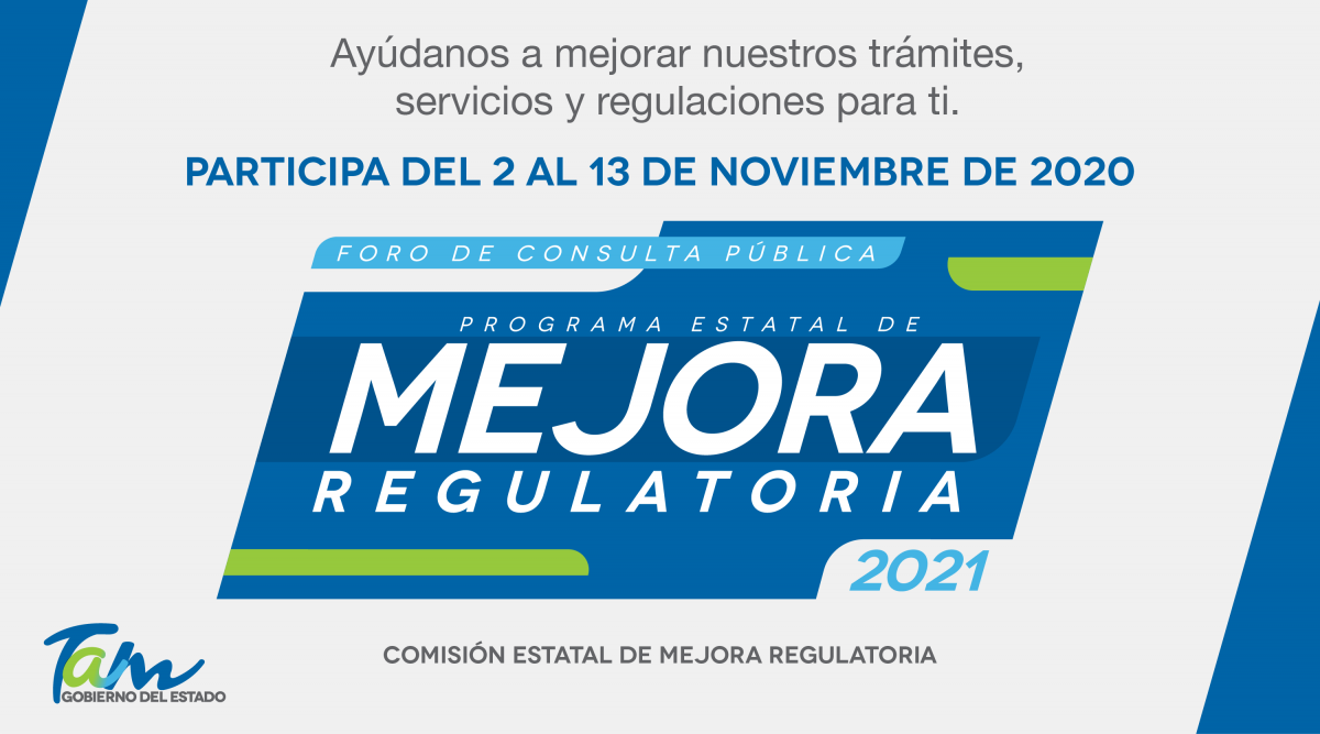 MEJORA REGULATORIA 2021.